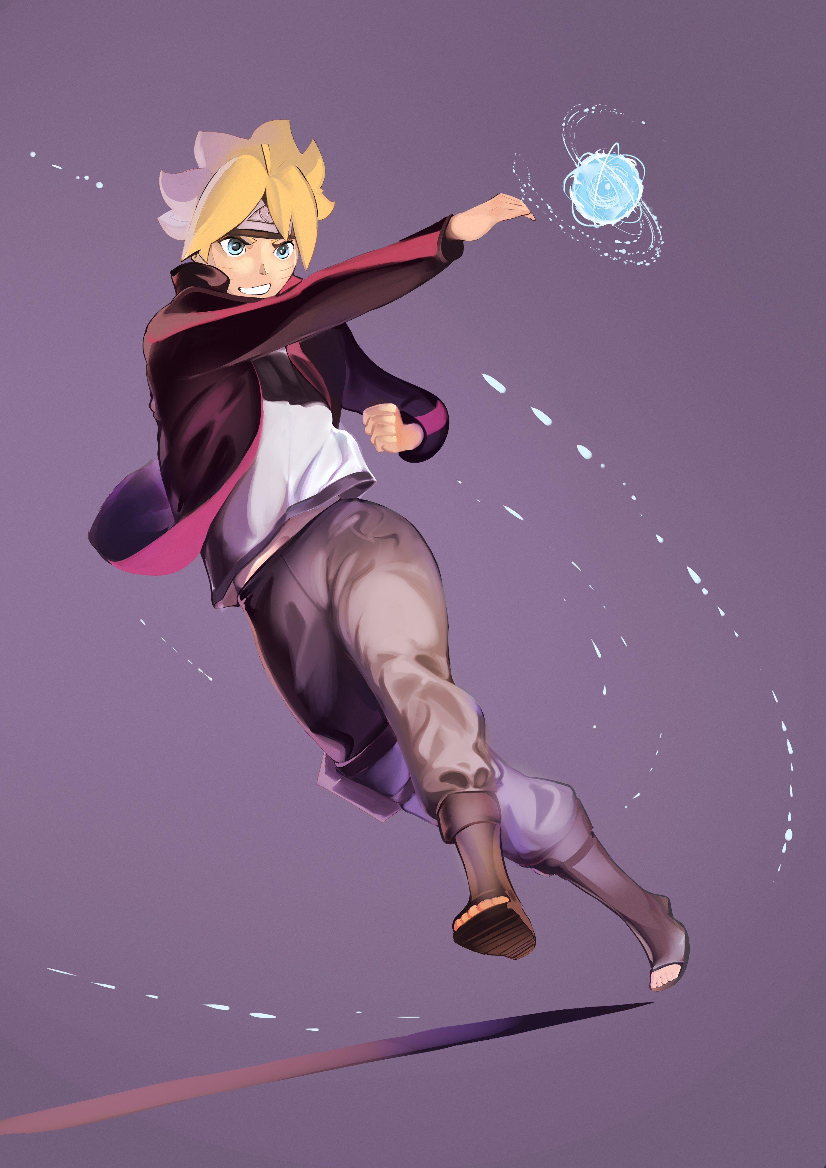 https://twitter.com/Megapuh/media in 2020 | Boruto, Naruto ...