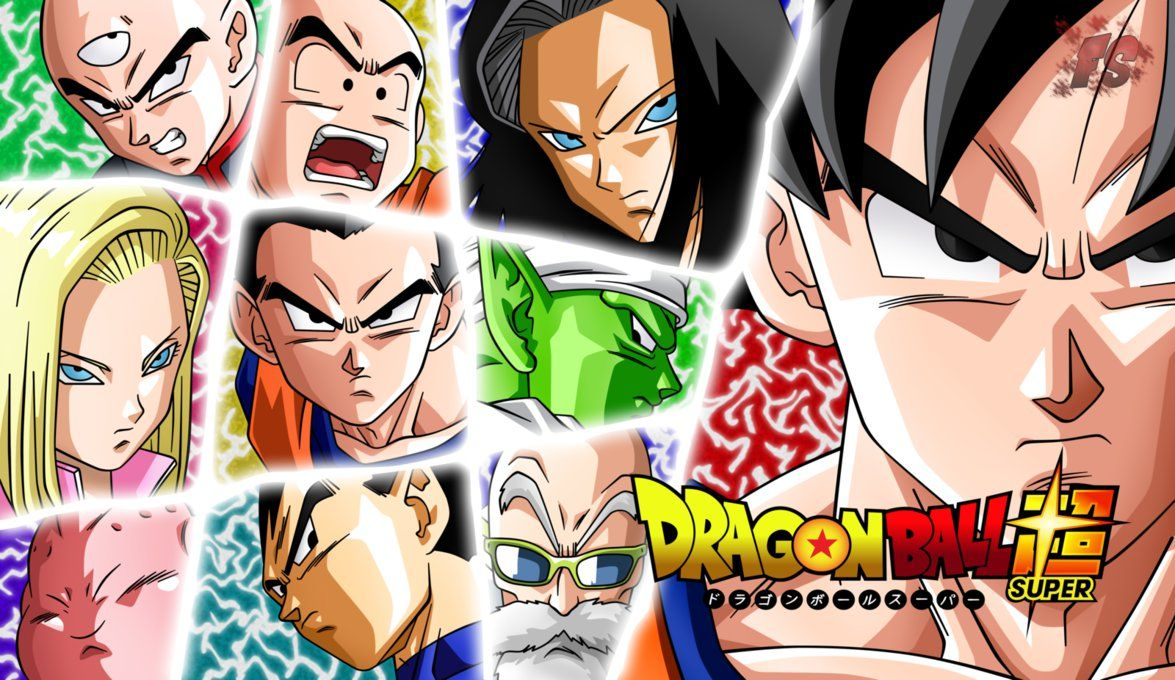 Dragon Ball Super V2 Repollo Eyecatch By Fradayesmarkers With