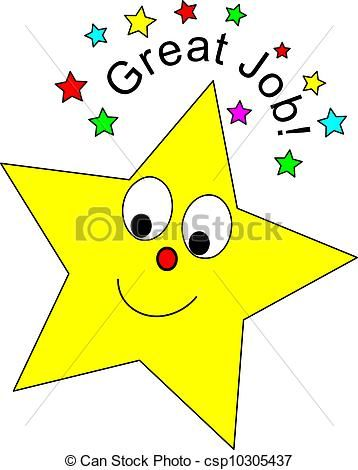 Great Job Images Great Job Star Csp10305437 Motivation For Kids Congratulations Images English Games For Kids