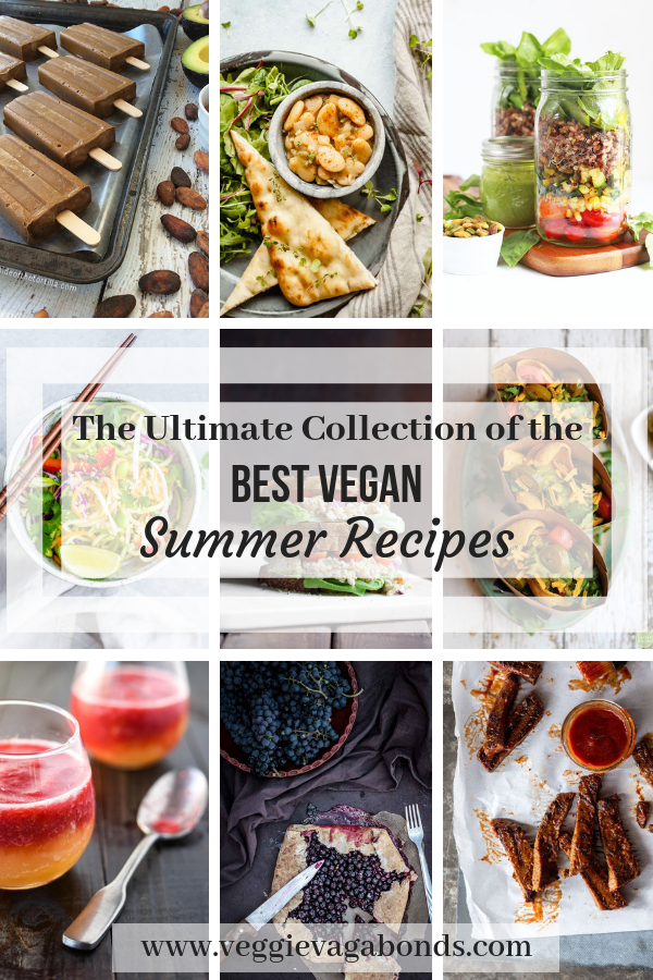 The Best Vegan Summer Recipes Ethical Eating At Vegan