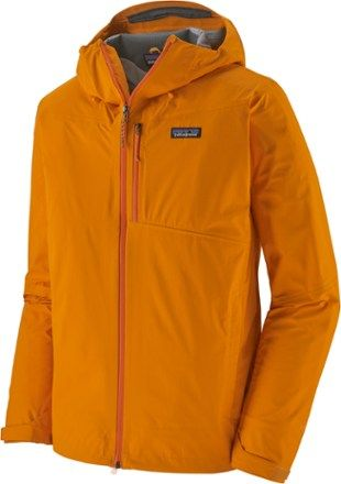 Photo of Patagonia Herren Rainshadow Jacke Mango M.