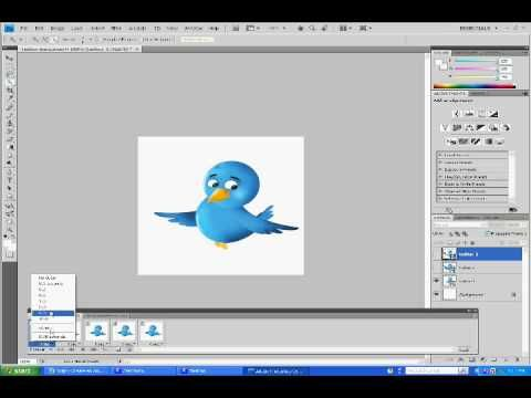 How To Create An Animated Gif In Photoshop Cs4 Create Animated
