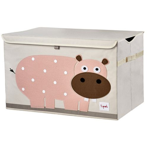 Hippo Toy Box Kids Toy Chest Toy Chest Toy Storage Boxes