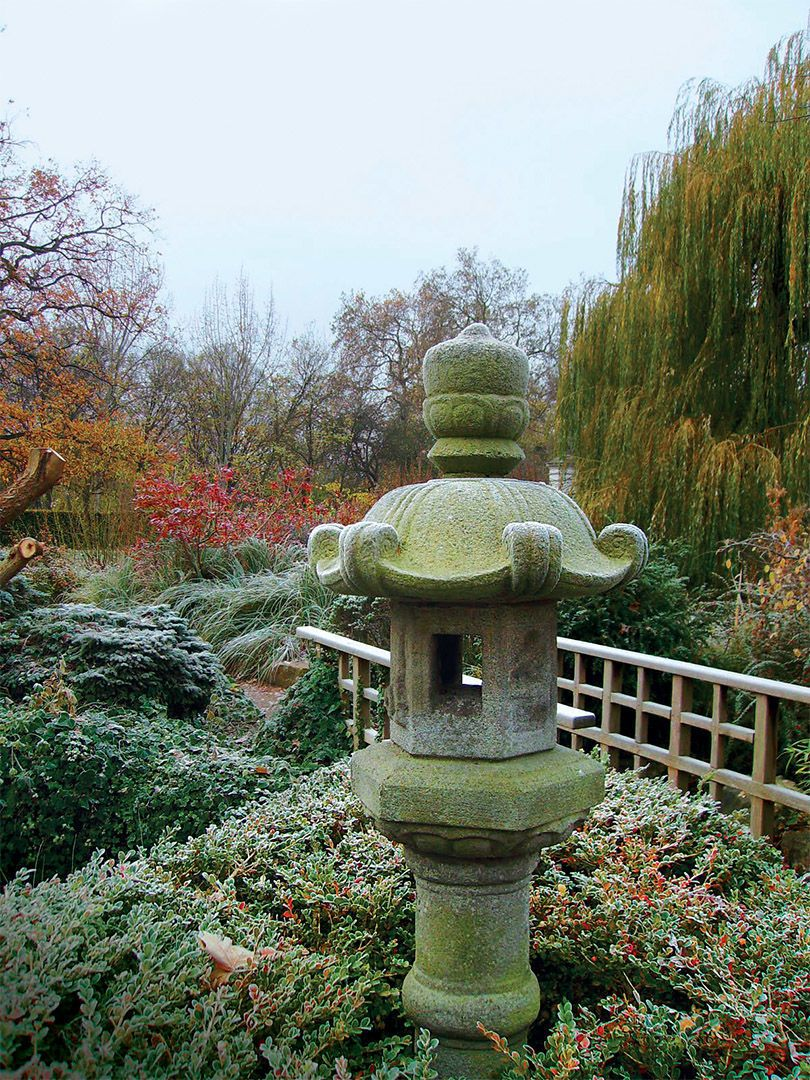 Elements of a Japanese Garden (With images) Japanese