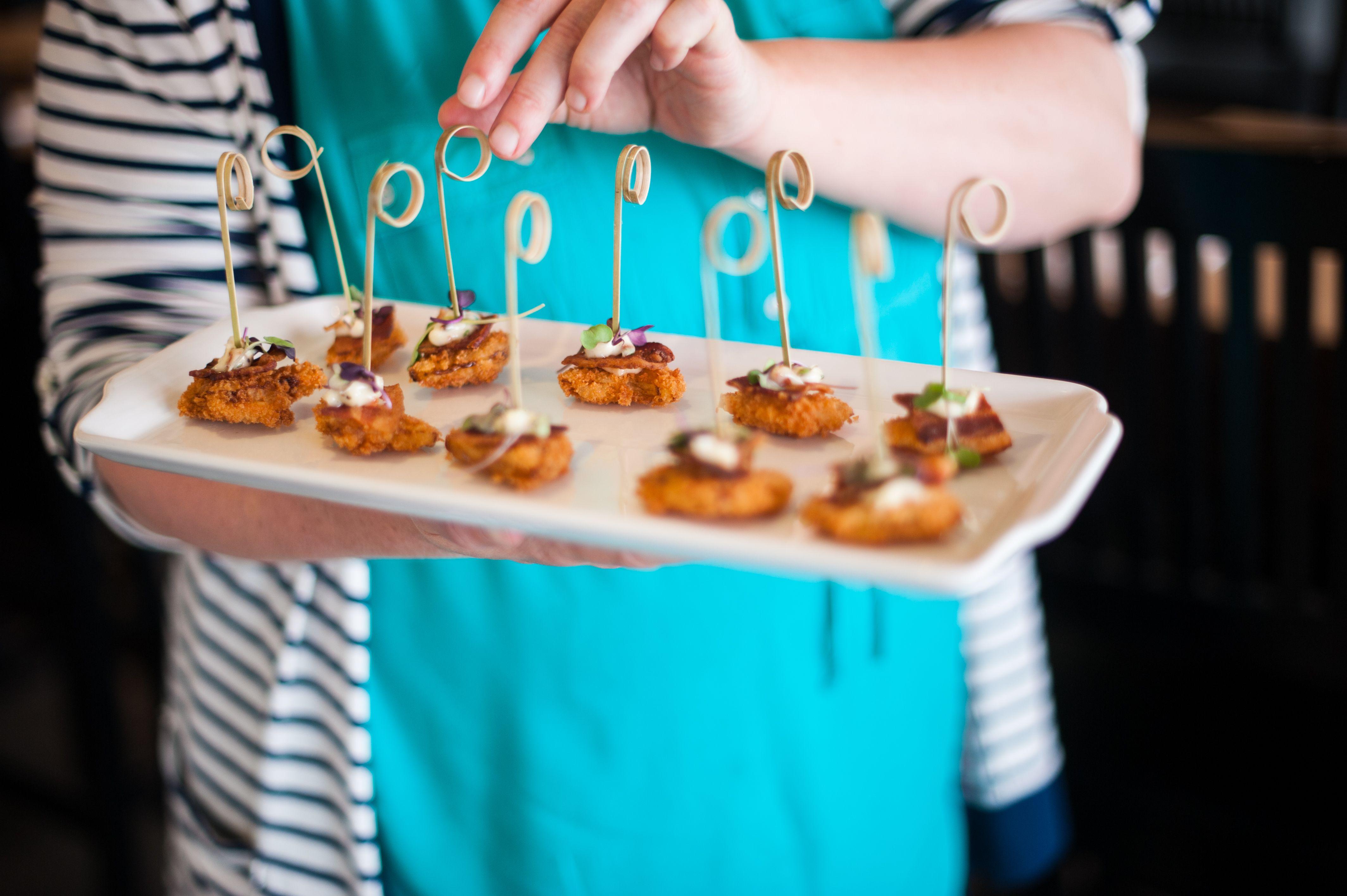Caterer Katie Musser of 550 Events & Catering #Entrepreneur #Career #Caterer | Photography by Jennifer Prophet