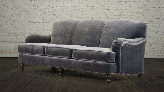 Best English Roll Arm Sofas George Sherlock Bryght Cococo Home 4 More Maxwell S Daily Find 03 23 15