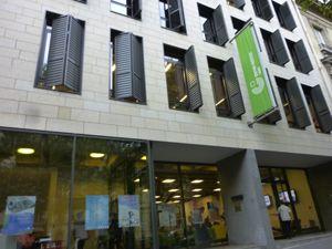 Centres culturels  allemands en France     Deutsche Kulturinstitute in Frankreich
