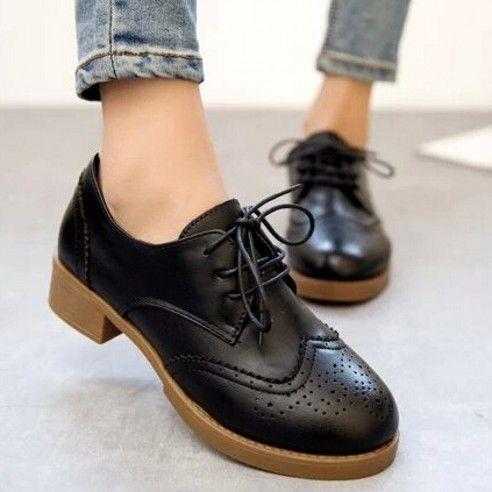 Zapatos Oxford Mujer · Tacon Negro · Te interesan los Zapatos que estas  viendo  Pues visitarnos para ver más modelos a nustra 96b1618665fe