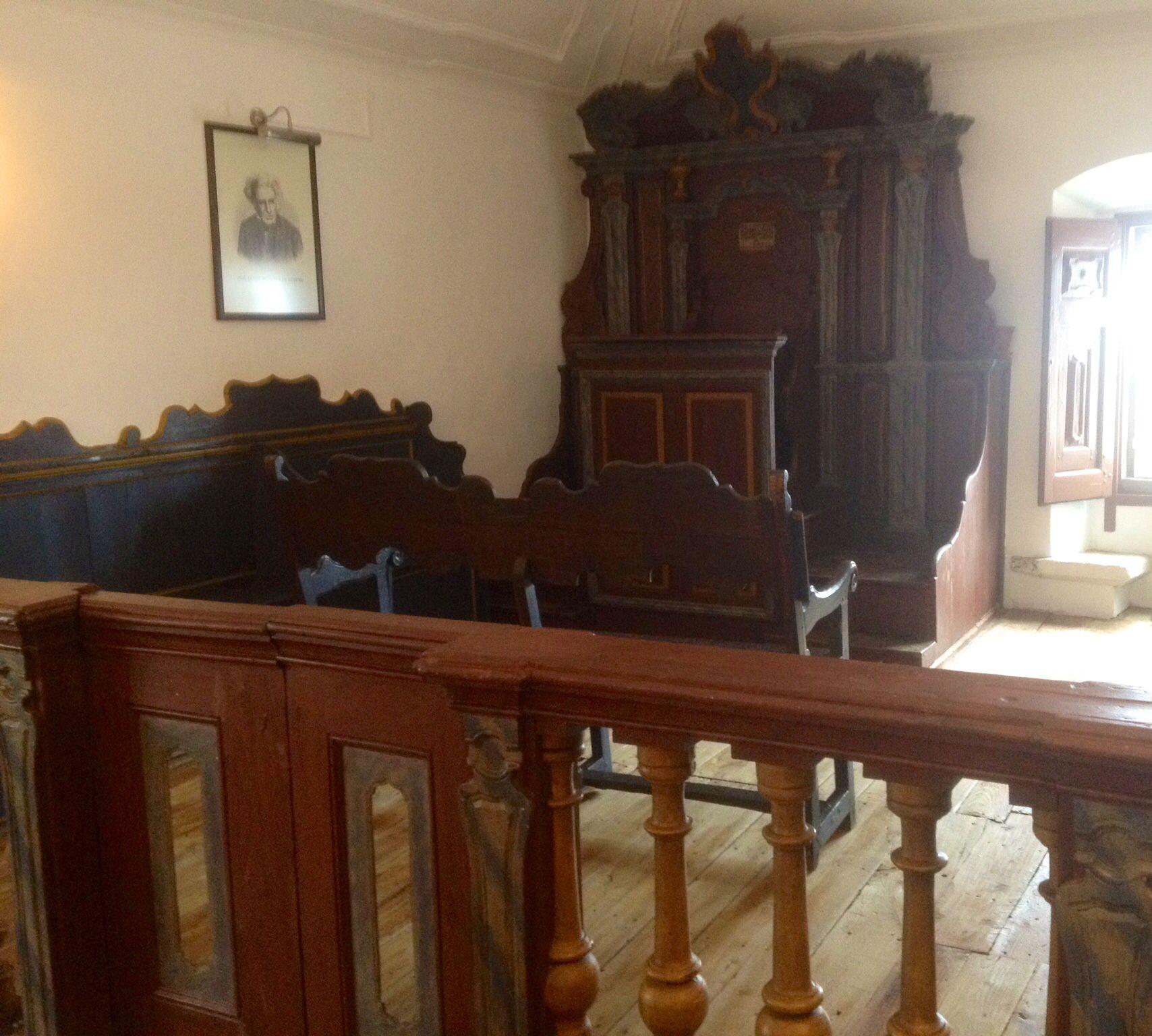 Marvão, Portugal. O tribunal /The Court/ de rechtbank
