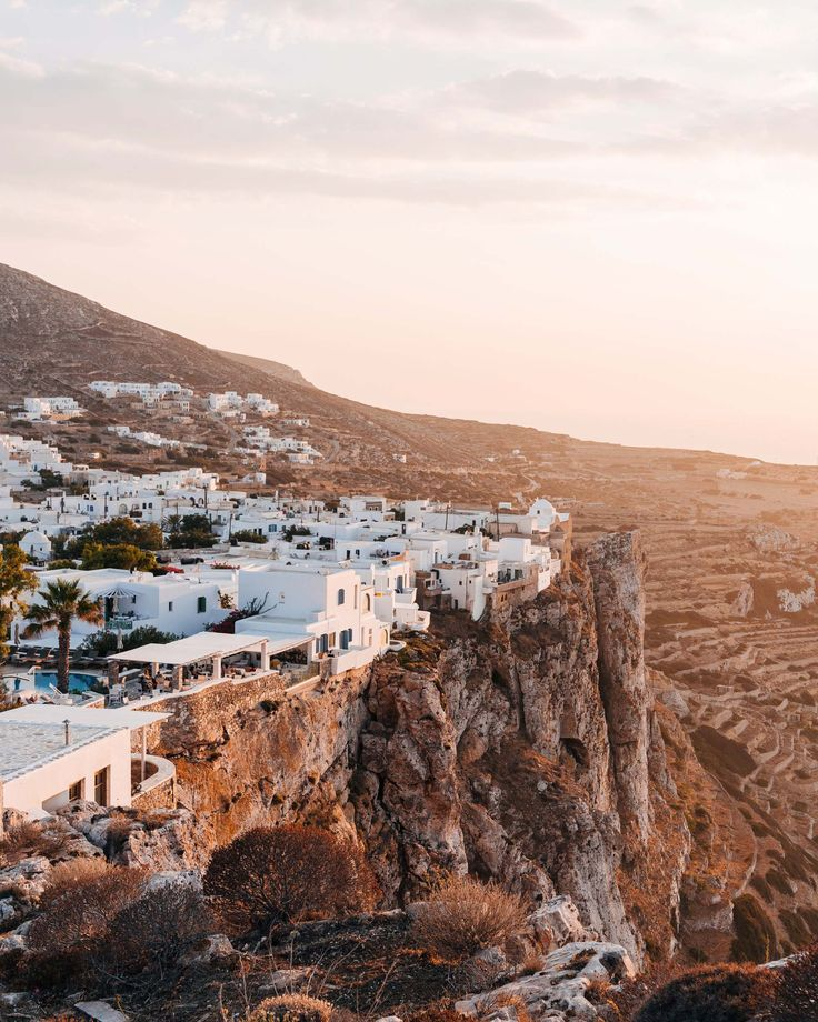 The Greek Islands: How To Choose Which Ones To Visit - Find Us Lost #greekislands