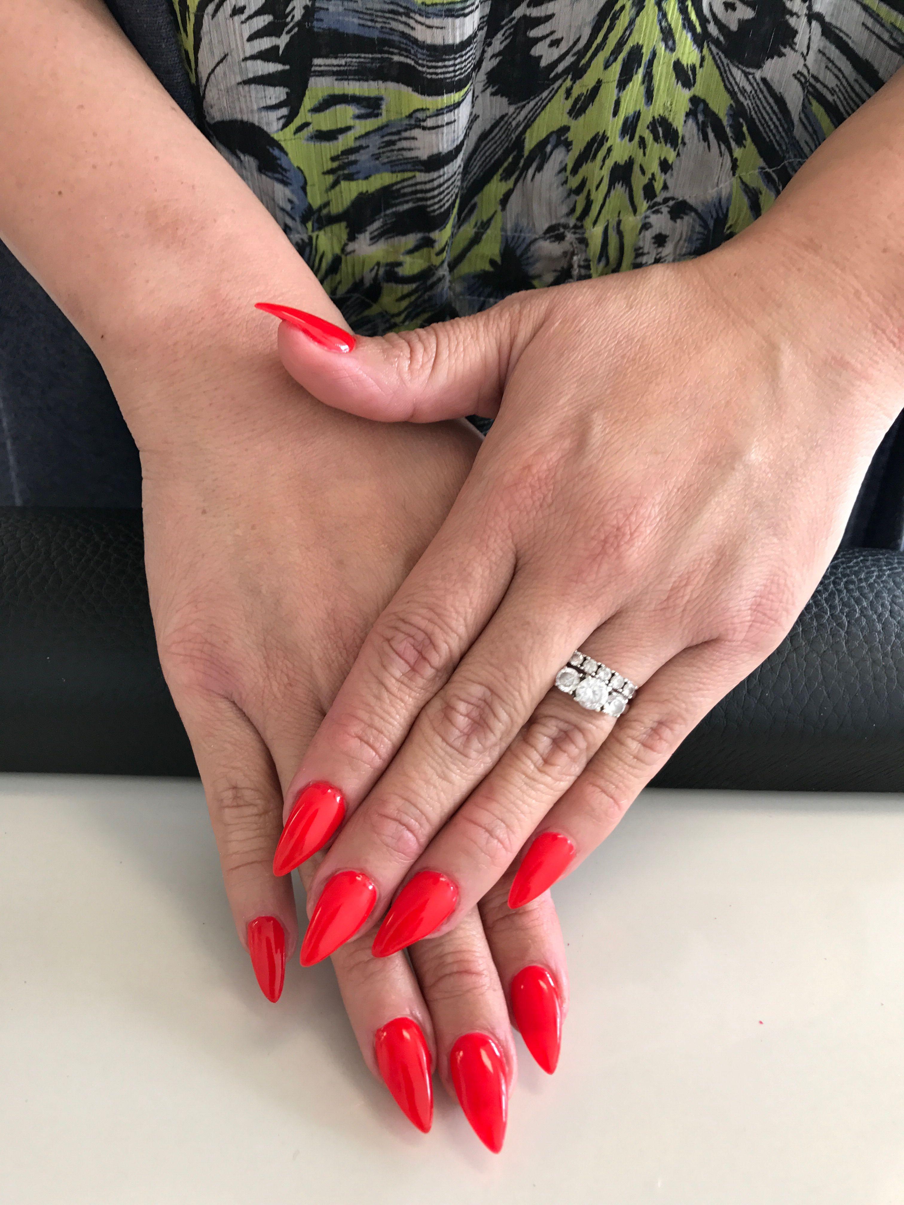 Pin on Long Sexy Nails