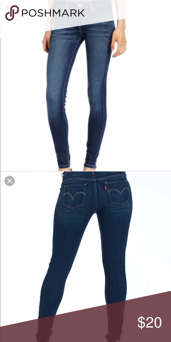 e10f381772c Levi's 535 leggings Levi's 535 legging Gently worn Levi's skinny jeans  legging,perfect to wear with heals OR Levi's Jeans Skinny