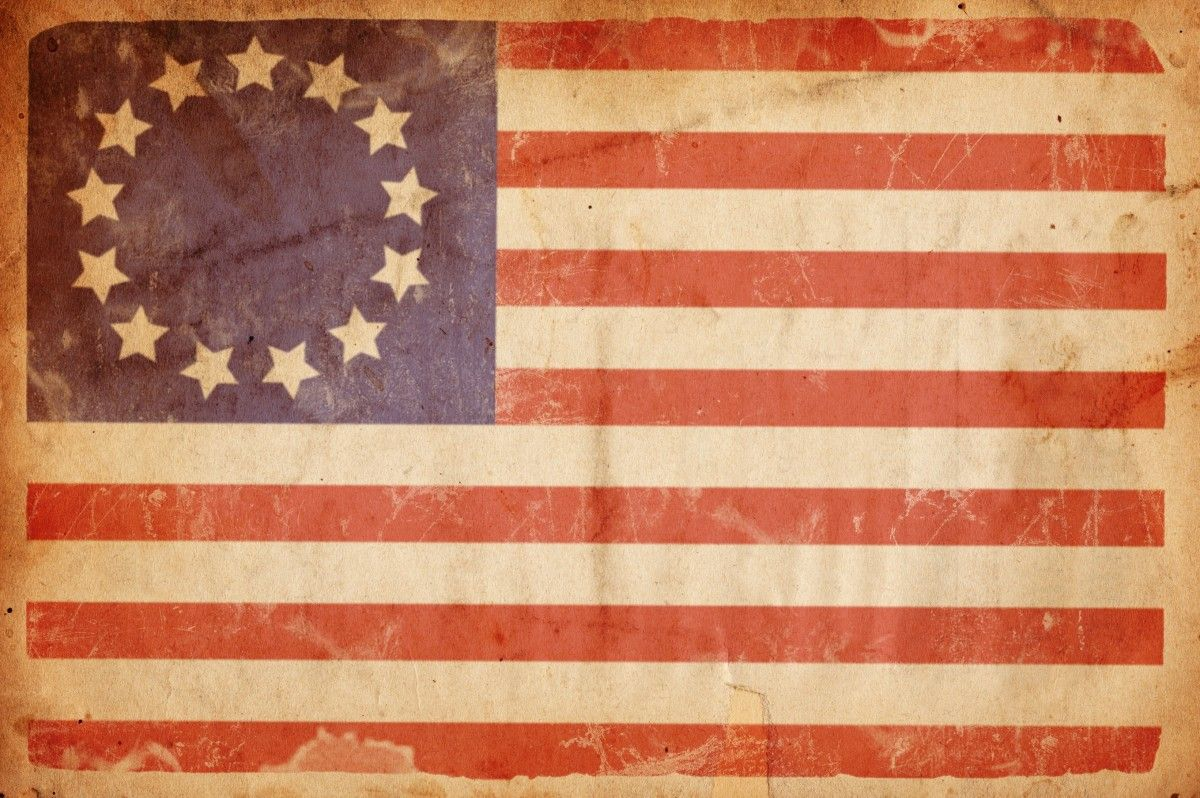 Elizabeth Betsy Ross Formed An Indelible Mark In Our