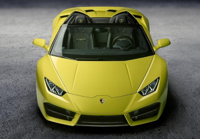 Lamborghini Huracan Lease >> 2018 Lamborghini Huracan Rwd Spyder Lease 2919 Mo