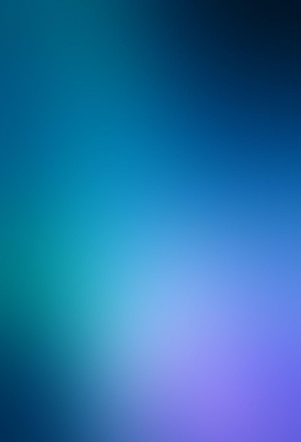 Soft Blue Gradient Blur Ios 11 Iphone X Wallpaper Hd Iphone