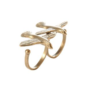 Love Birds Ring now featured on Fab.