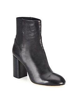 Rag & Bone Black Agnes Boots XUWpt