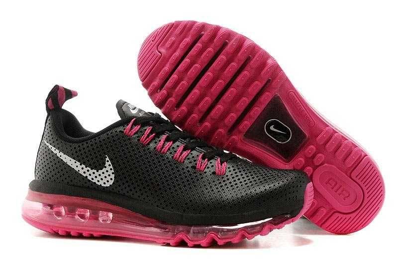1767 : Nike Air Max Motion Dam Svart Rosa Rosa SE820034ljxgc