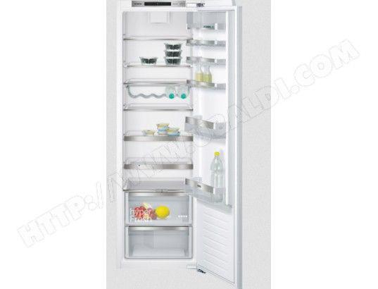 Réfrigérateur Encastrable Porte SIEMENS KIRAD Bois Joli - Refrigerateur encastrable 1 porte