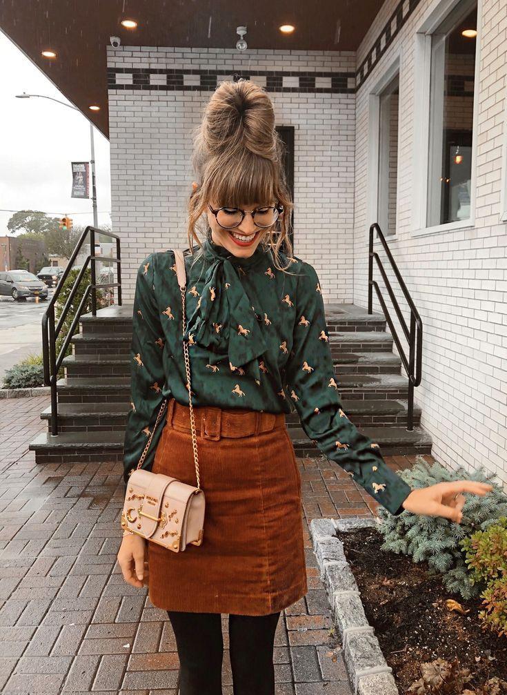 De Pinterest al street style: así visten las influencers el color más buscado de Internet #rainydayoutfitforwork