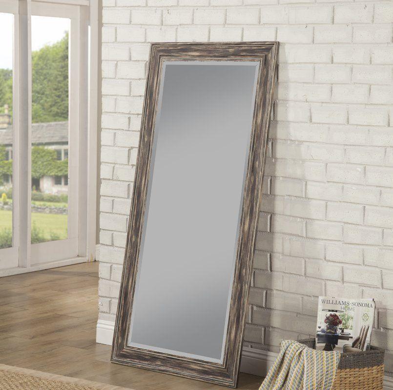 Bartolo Leaning Full Length Mirror Leaner mirror