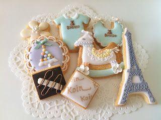 C.bonbon: macaron cookie