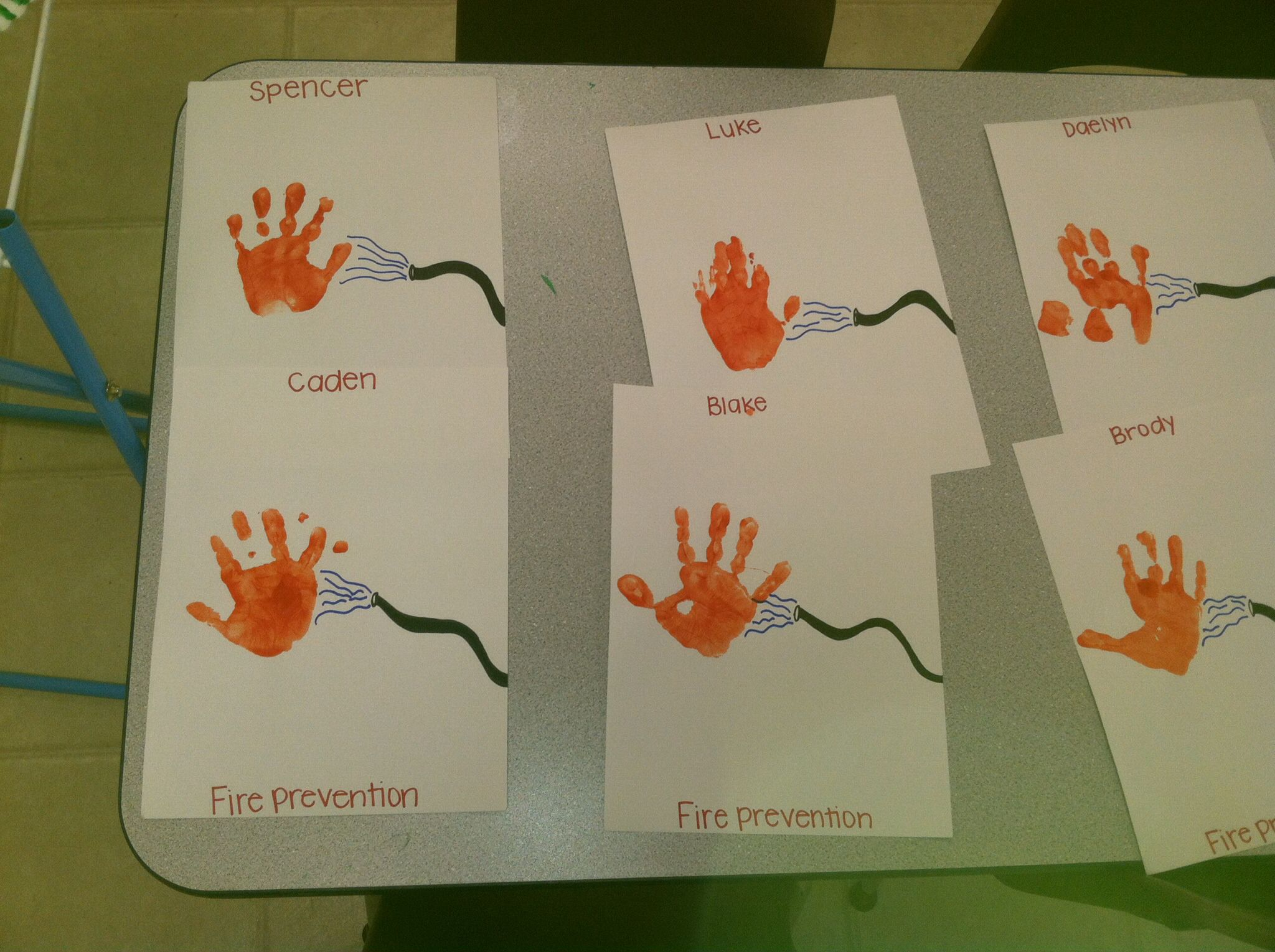 Fire Prevention Craft With Images