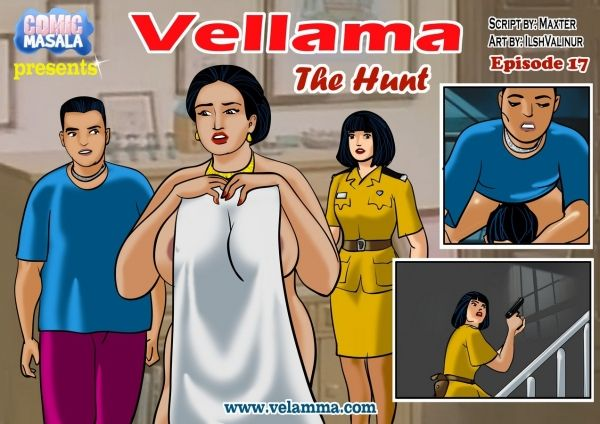 Episode 17 Velamma
