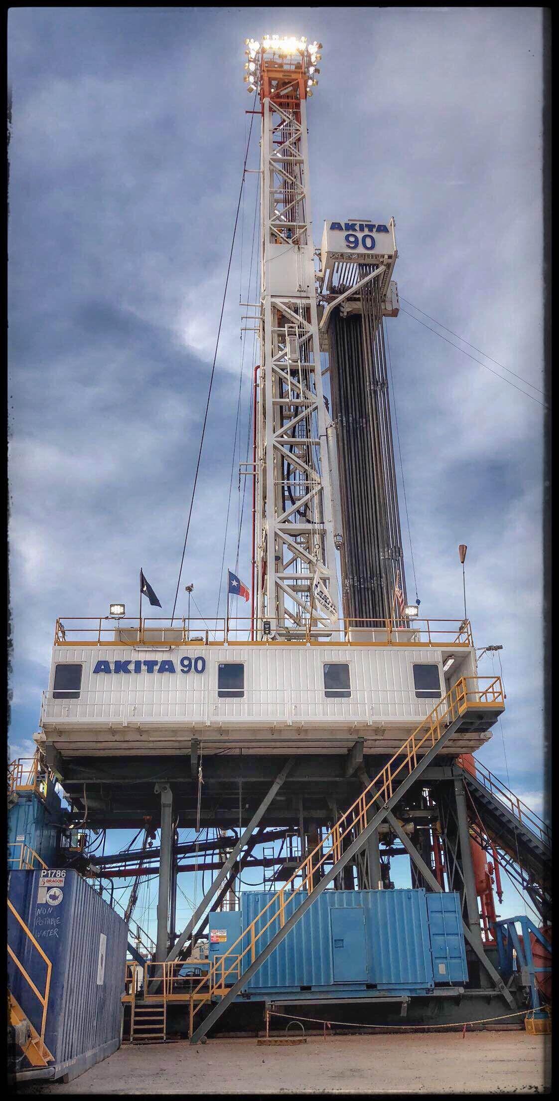 Fiance S Rig Loving Nm Oil Rig Drilling Rig Oilfield
