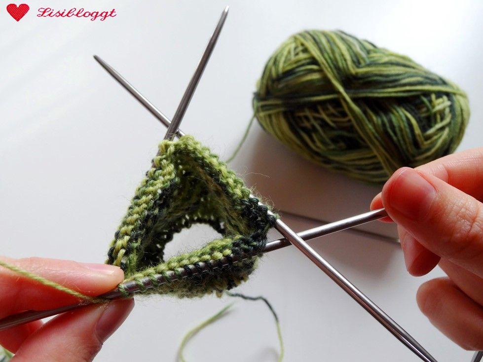 Photo of Anleitung: Einfache Baby-Socken stricken | Lisibloggt
