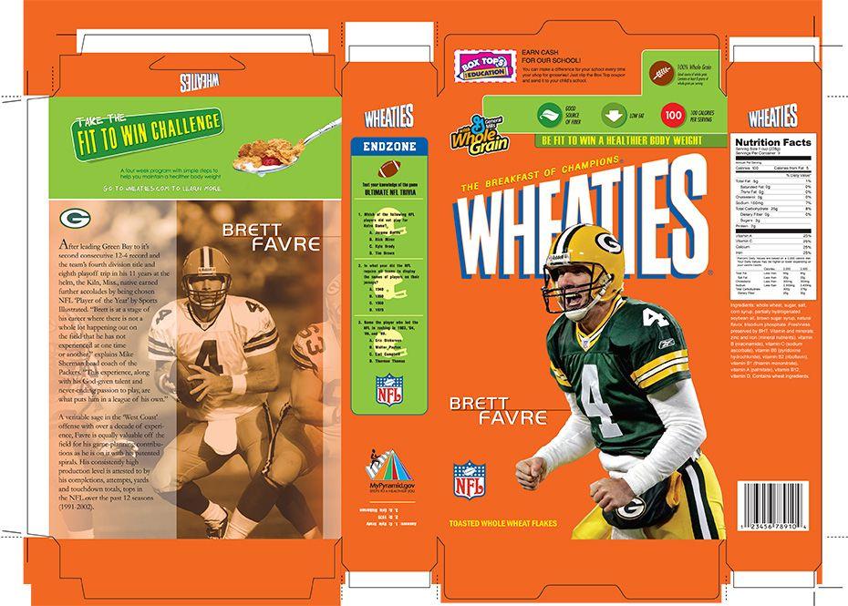 Cereal Box Designs | Cereal Box Design
