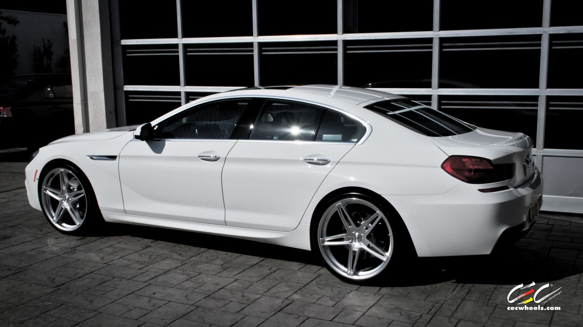 CEC Talks BMW I Gran Coupe And Shows Off C Wheels Doing - Bmw 6401 gran coupe