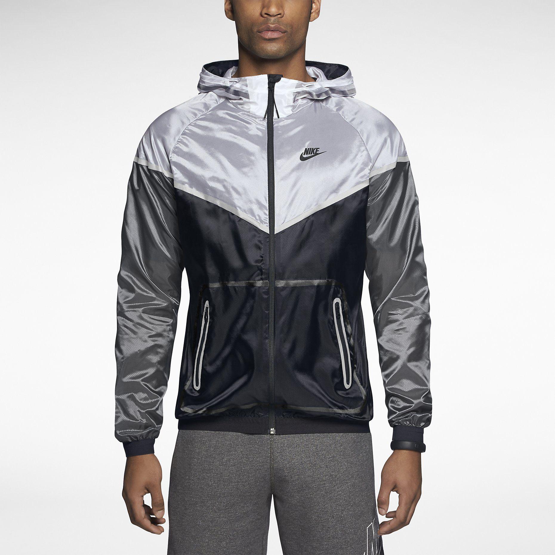 48ea16bd5 ナイキ テック ウィンドランナー メンズジャケット. Nike Store JP ...
