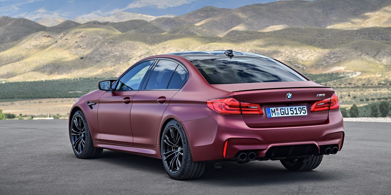 2018 Bmw M5 600 Hp And All Wheel Drive For 102 600 Bmw M5 New Bmw Bmw