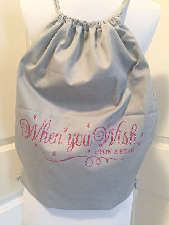 Hey, I found this really awesome Etsy listing at https://www.etsy.com/listing/229332572/girls-disney-backpack-when-you-wish-upon