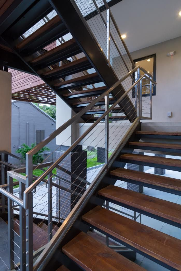 Pin By Glazer Design Construction On Articles New Staircase