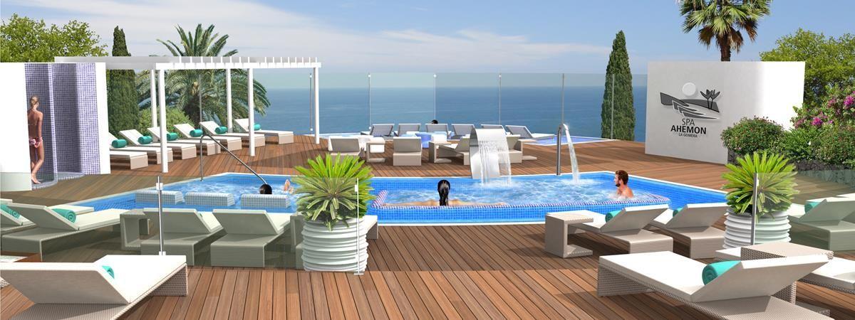Spa Ahemon Hotel Jardin Tecina La Gomera Canarias Coming Soon