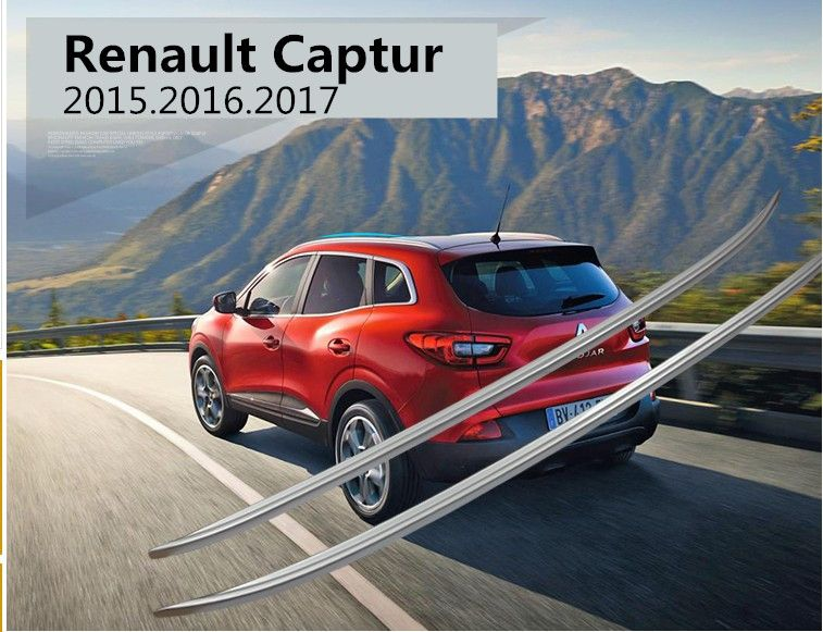For Renault Captur 2015.2016.2017 Roof Racks Auto Luggage