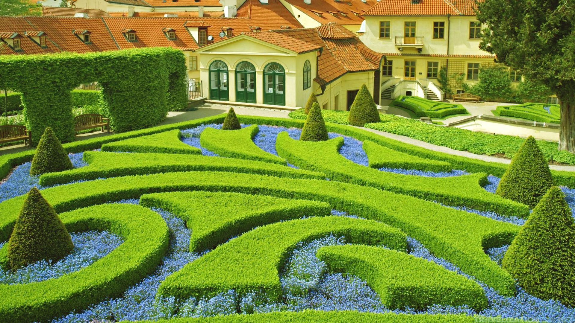 Most beautiful gardens - Closhoes Com Page 7 Most Beautiful Gardens Of The World