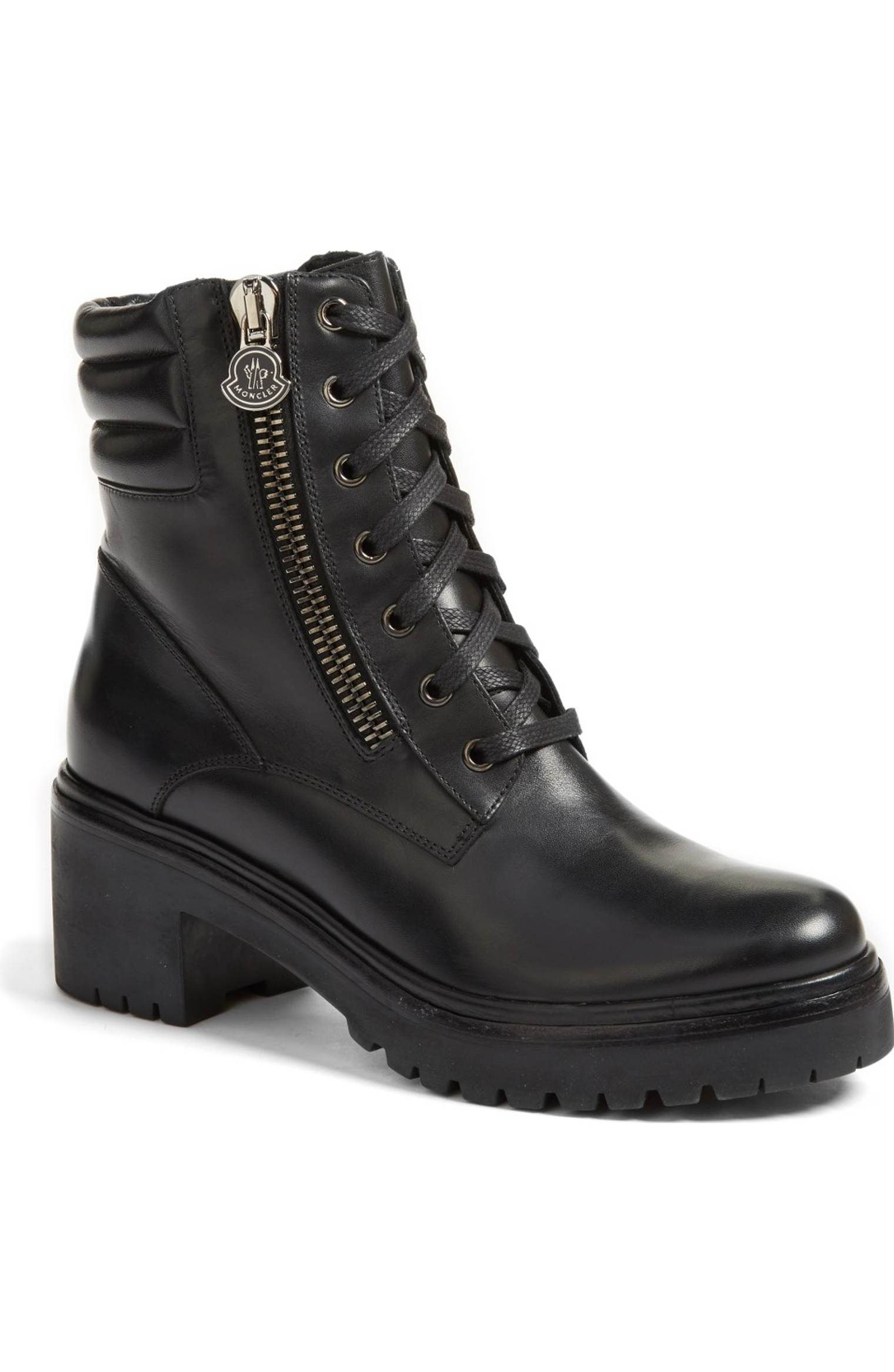 4f17c158d5f0 Main Image - Moncler Viviane Military Boot (Women)