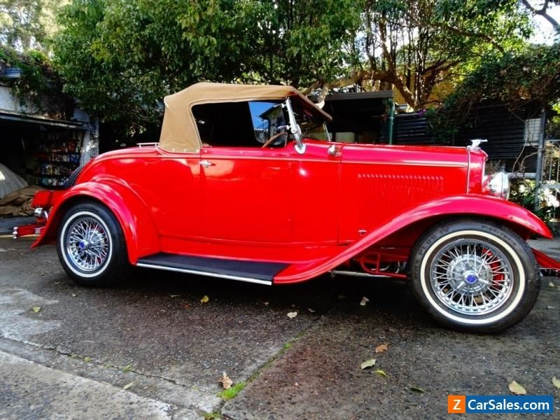 1932 Ford Deluxe Roadster - Hot rod #ford #forsale #australia ...