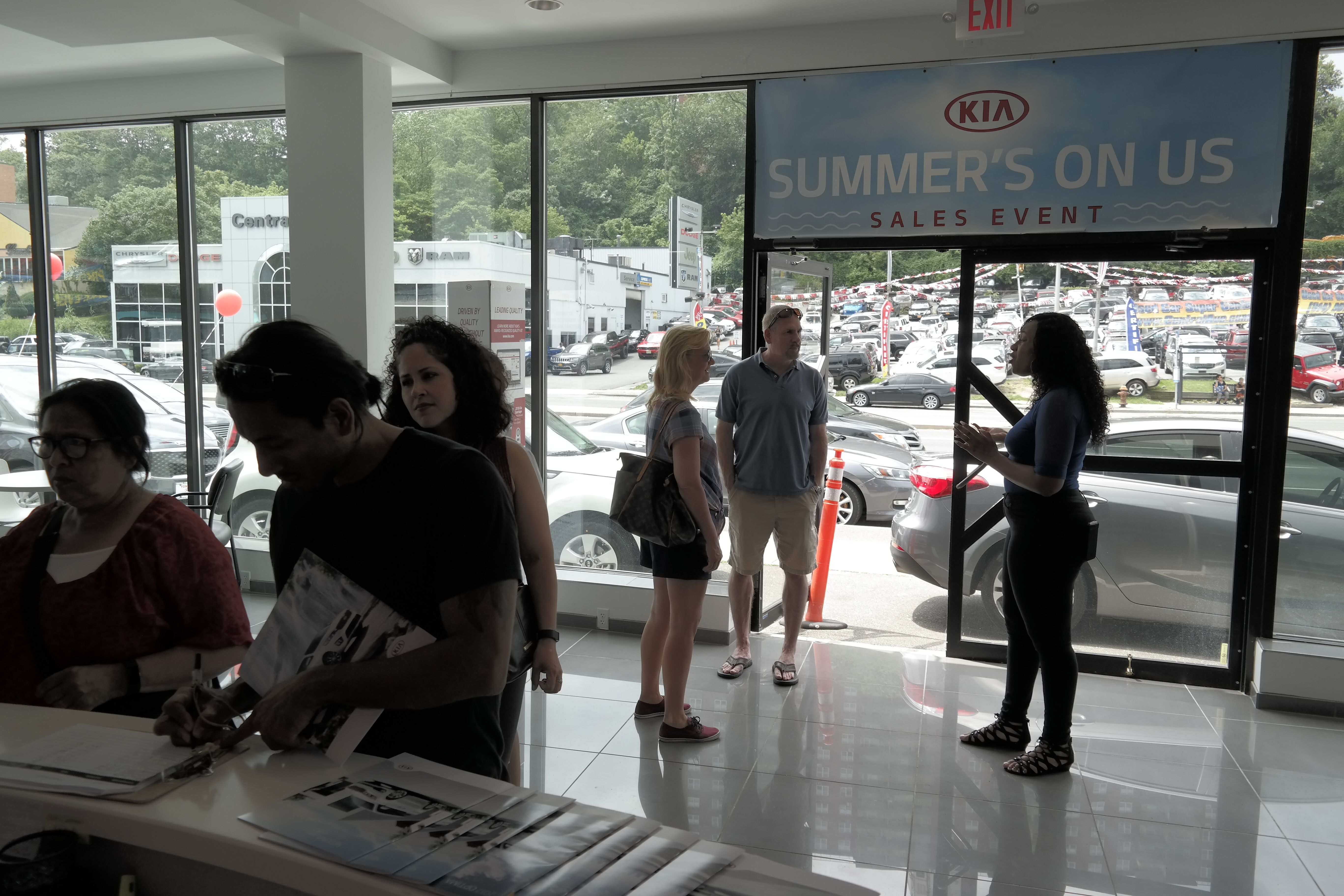 e in to Yonkers Kia and see what we have in store for our SUMMER