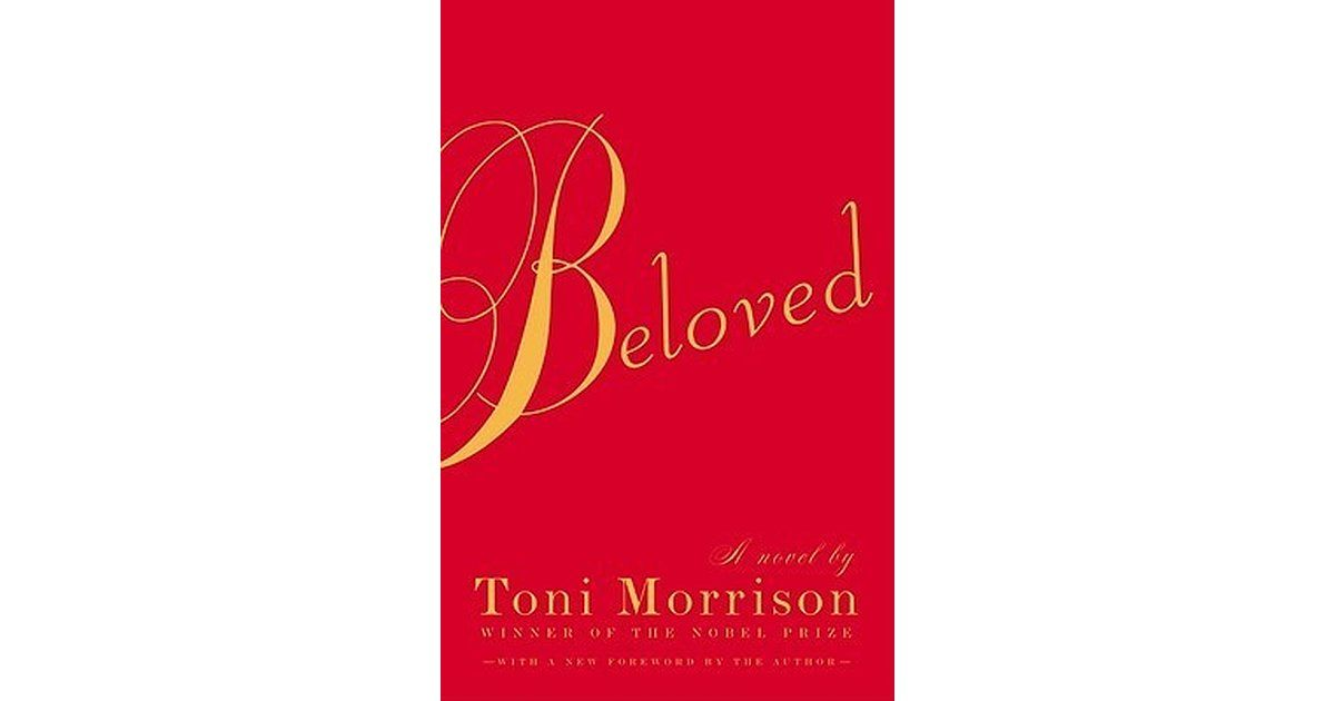 Beloved (The Trilogy #1) by Toni Morrison ☉♒ Sun in Aquarius - resume books