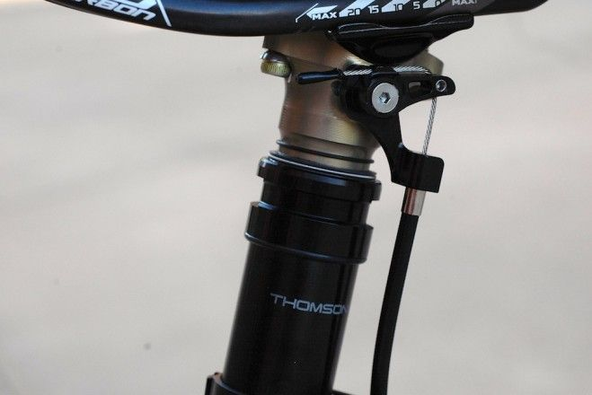Wrenched And Ridden Thomson Elite Dropper Seatpost