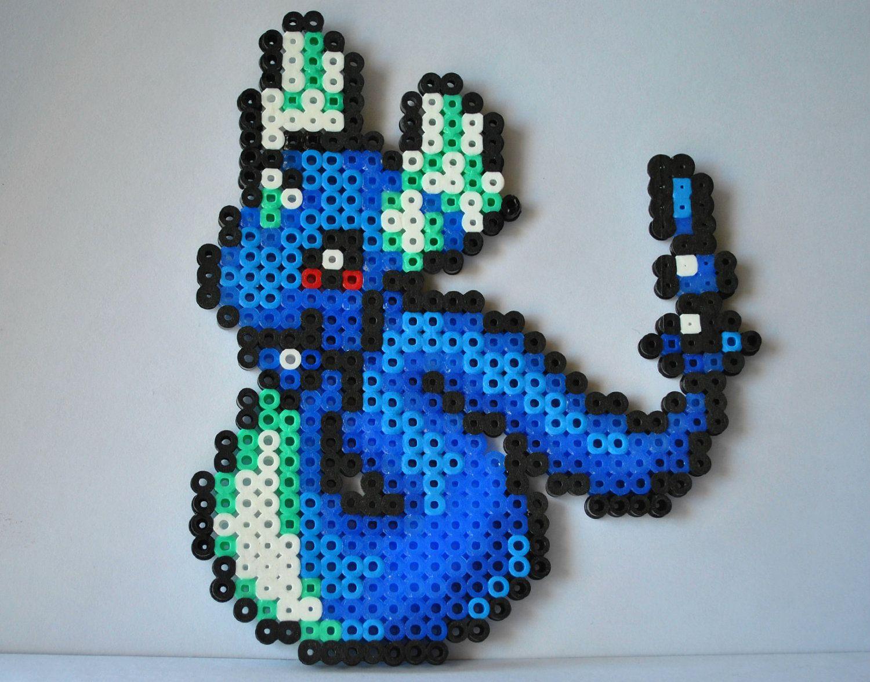 Dragonaire Pokemon Perler Beads Hama Beads Pokemon Perler