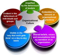 organisational culture change is a