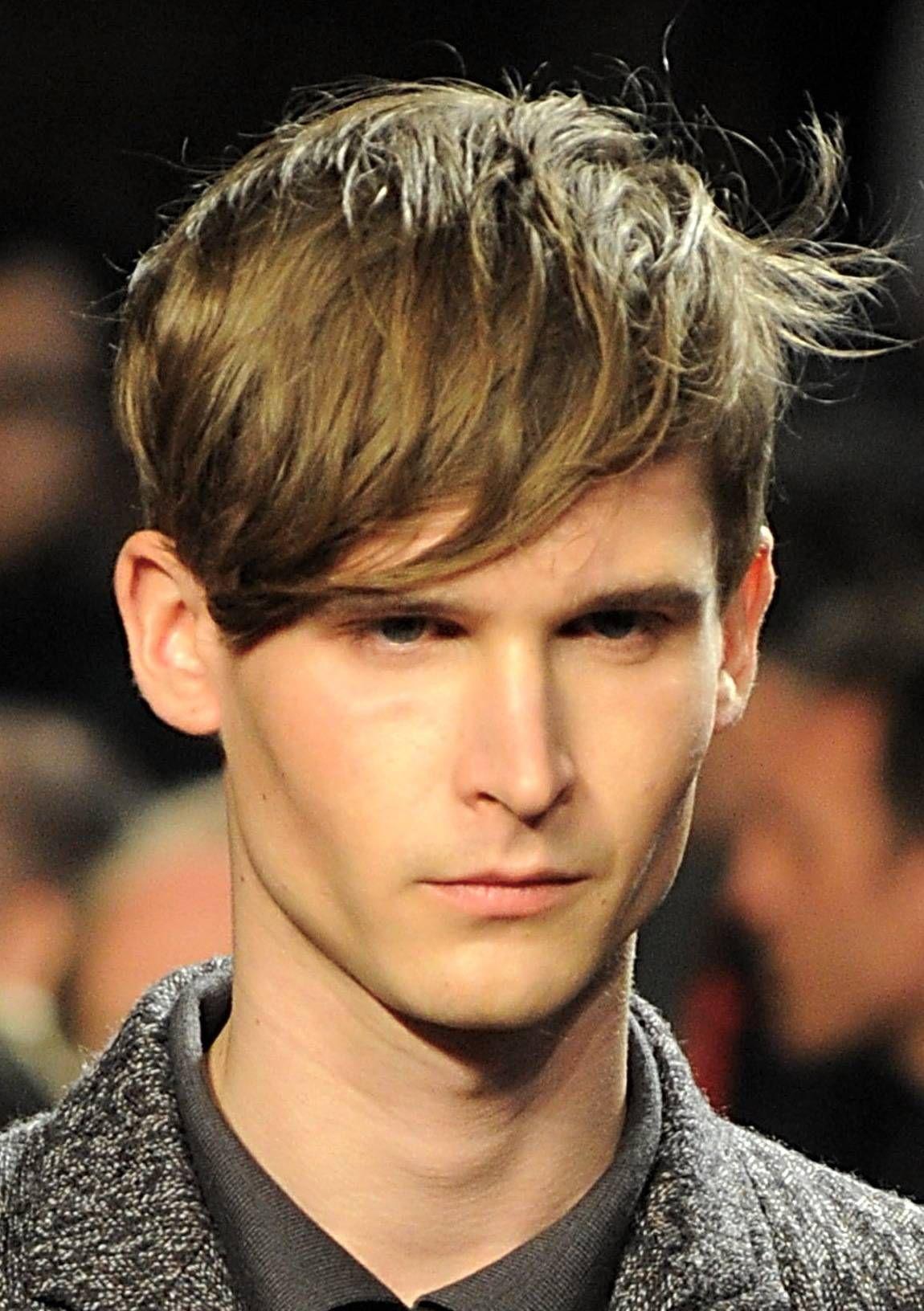 Messy Yet Stylish Hairstyles for Men