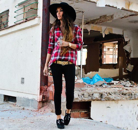 Mango Shirt, Superga Shoes   Madame de Rosa   Madame de