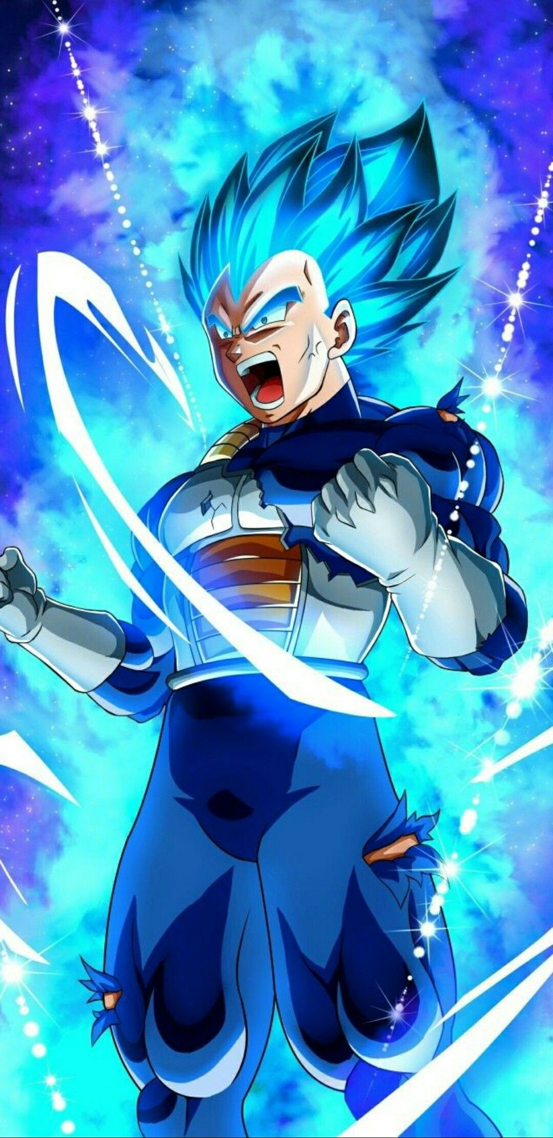 Vegeta God Blue Dragon ball wallpapers, Dragon ball