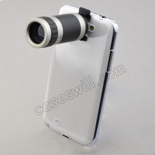 8X Zoom Telescope Camera lens Case for Samsung Galaxy Note2 II N7100 US$15.99